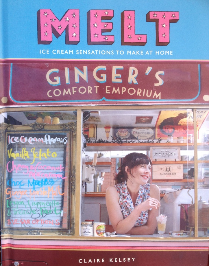 'Melt' front cover