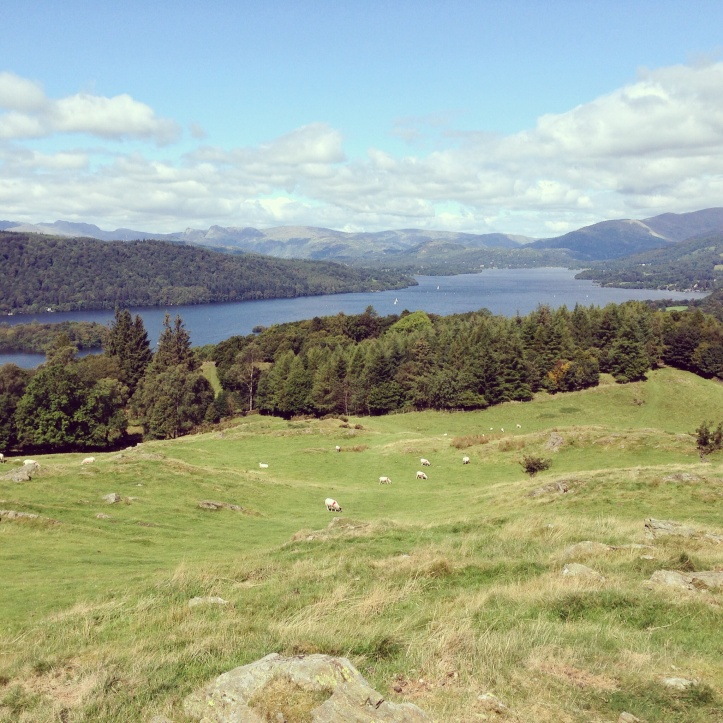 View over Windermere
